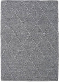 Svea - Charcoal Rug 140X200 Authentic  Modern Handwoven Light Grey/Dark Grey (Wool, India)