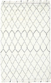 Sauda - Natural Grey Rug 200X300 Authentic  Modern Handknotted Beige/White/Creme (Wool, India)