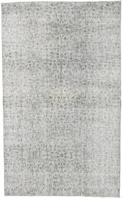 Colored Vintage Rug 174X283 Authentic  Modern Handknotted Light Grey (Wool, Turkey)