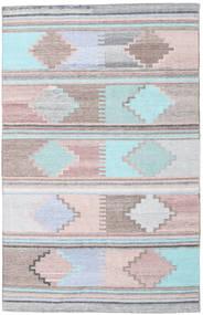 Pet Yarn Kilim Rug 160X230 Authentic  Modern Handwoven ( India)