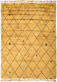 Alta - Gold Rug 200X300 Authentic Modern Handknotted Light Brown/Orange (Wool, India)