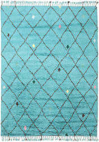 Alta - Turquoise Rug 200X300 Authentic  Modern Handknotted Light Blue/Turquoise Blue (Wool, India)