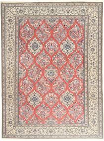 Nain 9La Rug 248X333 Authentic  Oriental Handknotted (Wool/Silk, Persia/Iran)