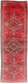 Ardebil Rug 87X286 Authentic  Oriental Handknotted Hallway Runner  Dark Red/Crimson Red (Wool, Persia/Iran)