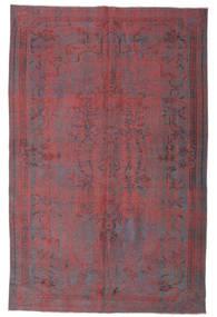 Colored Vintage Rug 169X260 Authentic  Modern Handknotted Purple/Dark Brown (Wool, Turkey)