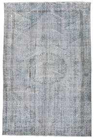 Colored Vintage Rug 174X271 Authentic  Modern Handknotted Light Blue/Light Grey (Wool, Turkey)