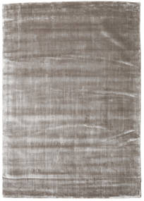 Broadway - Soft Grey Rug 120X180 Modern Light Grey/Dark Grey ( India)