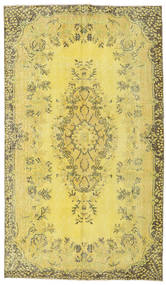Colored Vintage Rug 162X282 Authentic  Modern Handknotted (Wool, Turkey)