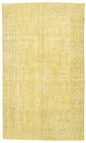 Colored Vintage Rug 173X292 Authentic  Modern Handknotted Dark Beige/Yellow (Wool, Turkey)