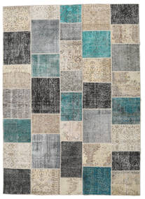 Patchwork Rug 250X350 Authentic  Modern Handknotted Large (Wool, Turkey)