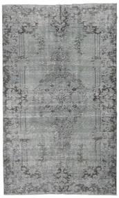 Colored Vintage Rug 164X274 Authentic  Modern Handknotted Light Grey/Light Green/Dark Grey (Wool, Turkey)