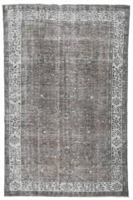 Colored Vintage Rug 181X284 Authentic  Modern Handknotted Light Grey/Dark Grey (Wool, Turkey)