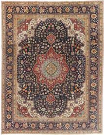 Tabriz Patina Rug 250X325 Authentic  Oriental Handknotted Light Brown/Black Large (Wool, Persia/Iran)