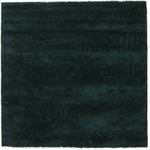 New York - Dark Green Rug 250X250 Modern Square Dark Turquoise   Large (Wool, India)