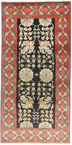 Tabriz Rug 100X207 Authentic  Oriental Handknotted (Wool, Persia/Iran)