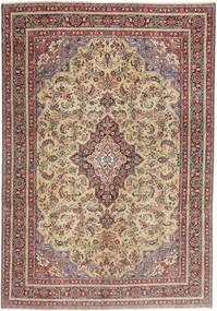 Hamadan Patina Rug 212X300 Authentic  Oriental Handknotted Dark Red/Light Grey (Wool, Persia/Iran)