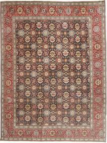 Tabriz Patina Rug 250X338 Authentic  Oriental Handknotted Dark Red/Dark Brown Large (Wool, Persia/Iran)