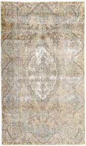 Colored Vintage Rug 172X293 Authentic  Modern Handknotted Light Grey (Wool, Persia/Iran)