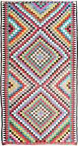 Kilim Rug 190X350 Authentic  Oriental Handwoven (Wool, Persia/Iran)