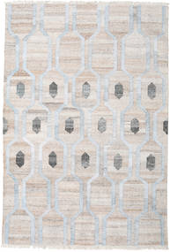 Outdoor Rug Cosmou - Light Blue Rug 200X300 Authentic  Modern Handwoven Light Grey/White/Creme ( India)