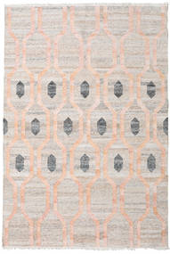 Outdoor Rug Cosmou - Coral Rug 200X300 Authentic  Modern Handwoven Light Grey/White/Creme ( India)