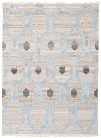 Outdoor Rug Cosmou - Light Blue Rug 170X240 Authentic  Modern Handwoven Light Grey/White/Creme ( India)