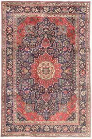 Tabriz Rug 209X314 Authentic  Oriental Handknotted Light Grey/Beige (Wool, Persia/Iran)
