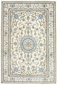 Nain Rug 195X291 Authentic  Oriental Handknotted (Wool, Persia/Iran)