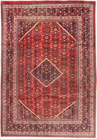 Mahal Rug 217X315 Authentic  Oriental Handknotted (Wool, Persia/Iran)