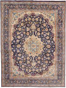 Najafabad Rug 295X398 Authentic  Oriental Handknotted Light Grey/Dark Purple Large (Wool, Persia/Iran)