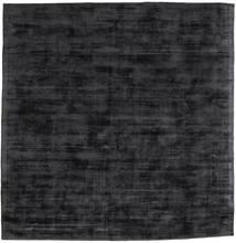 Tribeca - Charcoal Rug 250X250 Modern Square Dark Grey Large ( India)
