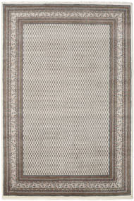 Mir Indo Rug 252X300 Authentic  Oriental Handknotted Light Grey/Dark Grey Large (Wool, India)