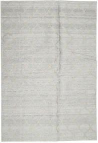 Handtufted Rug 160X239 Modern Light Grey (Wool, India)