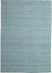 Alva - Turquoise/White Rug 250X350 Authentic  Modern Handwoven Light Blue/Dark Turquoise   Large (Wool, India)