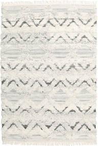Lydia Rug 160X230 Authentic  Modern Handwoven Dark Beige/Beige (Wool, India)