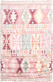 Märta - Pink Rug 200X300 Authentic  Modern Handknotted Light Pink/Beige (Wool, India)