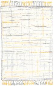 Rakel Rug 120X180 Authentic  Modern Handknotted Beige/White/Creme (Wool, India)