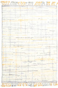 Rakel Rug 160X230 Authentic  Modern Handknotted Beige/White/Creme (Wool, India)