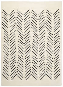Scandic Lines - 2018 Rug 160X230 Modern Beige/Dark Grey (Wool, India)