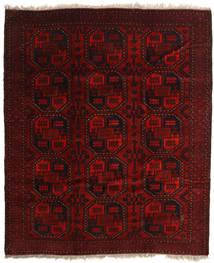 Afghan Khal Mohammadi Rug 206X246 Authentic  Oriental Handknotted (Wool, Afghanistan)