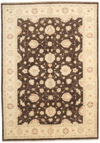 Ziegler Ariana Rug 175X232 Authentic  Oriental Handknotted Beige/Brown (Wool, Afghanistan)