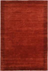 Handloom Frame - Rust Rug 300X400 Modern Rust Red/Crimson Red Large (Wool, India)