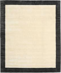 Handloom Frame - Black/White Rug 250X300 Modern Beige/Dark Grey Large (Wool, India)