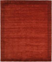 Handloom Frame - Rust Rug 250X300 Modern Rust Red/Crimson Red Large (Wool, India)