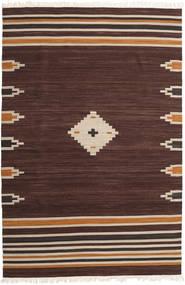 Tribal - Brown Rug 200X300 Authentic  Modern Handwoven Dark Brown (Wool, India)