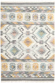 Mirza Rug 200X300 Authentic Modern Handwoven Light Grey/Beige (Wool, India)