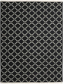 London - Black/Off White Rug 300X400 Authentic  Modern Handwoven Black Large (Wool, India)