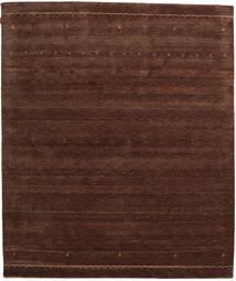 Gabbeh Indo Rug 255X301 Authentic Modern Handknotted Dark Red/Dark Brown Large (Wool, India)