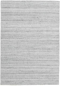 Outdoor Rug Petra - Light_Mix Rug 140X200 Authentic  Modern Handwoven Light Grey/White/Creme ( India)
