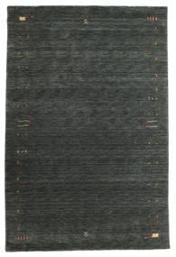 Gabbeh Loom Frame - Dark Grey/Green Rug 240X340 Modern Dark Green/Dark Green (Wool, India)